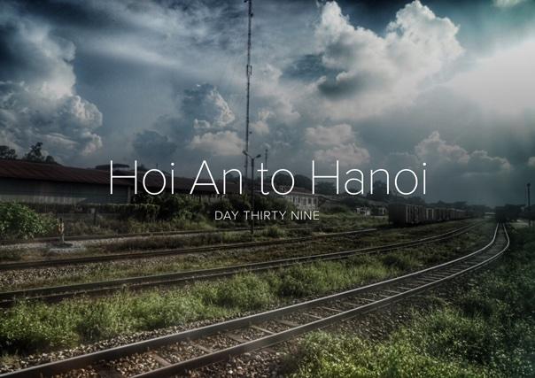 Hoi An to Hanoi