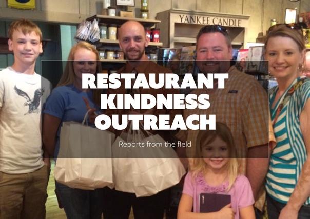 Restaurant Kindness Outreach
