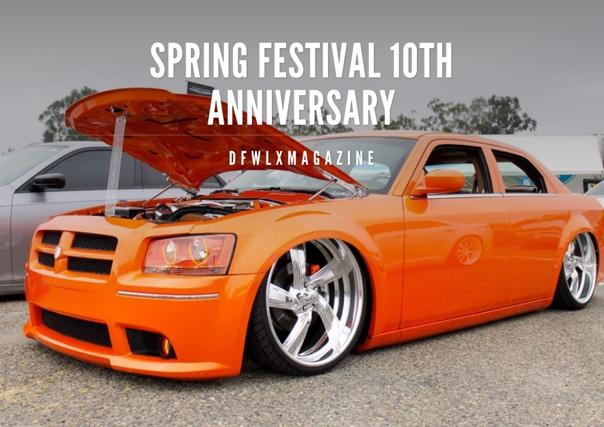 Spring Festival 10th Anniversary