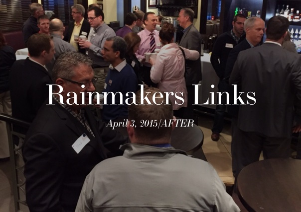 Rainmakers Links