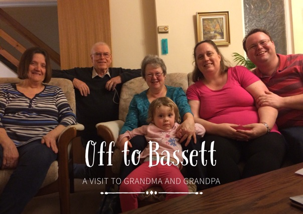 Off to Bassett