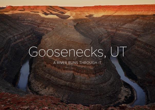 Goosenecks, UT