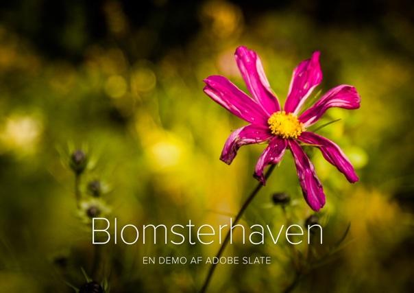 Blomsterhaven