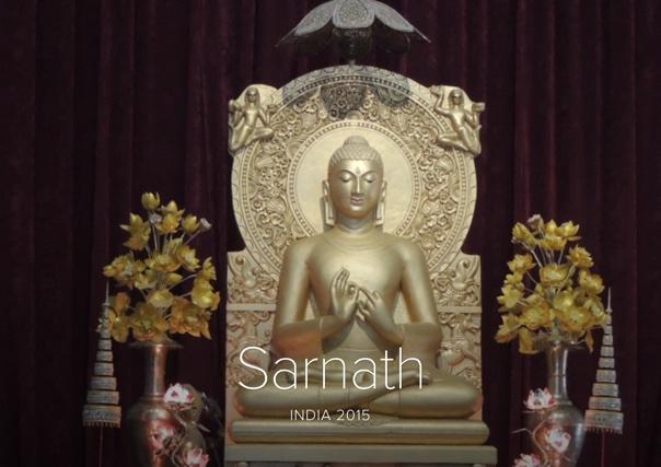 Sarnath, India 2015