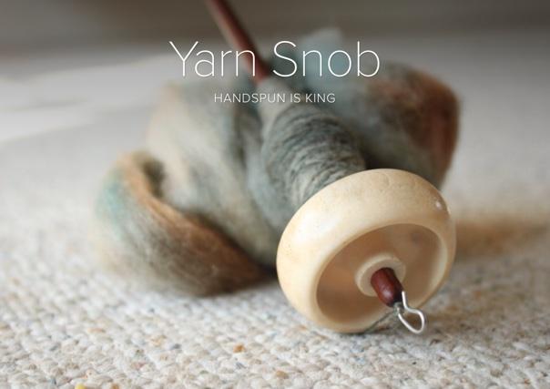 Yarn Snob