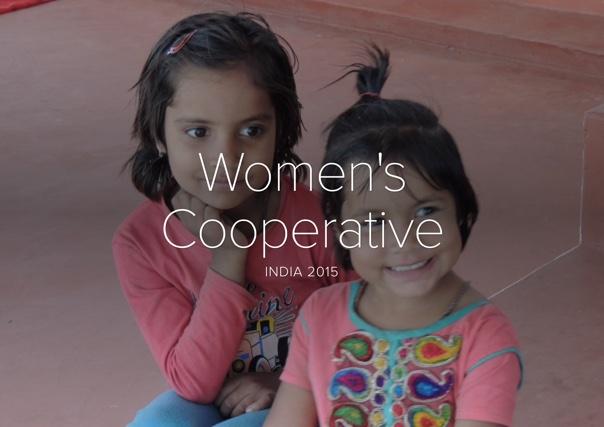 Womens Cooperative, India 2015