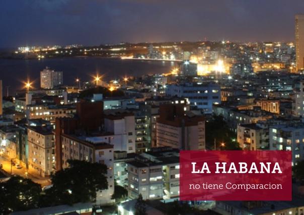 La Habana no tiene Comparación