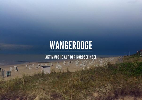 Eine Woche Wangerooge
