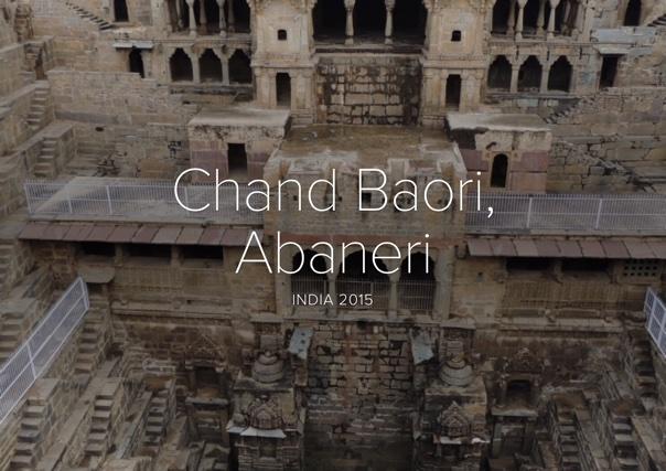 Chand Baoli, India 2015