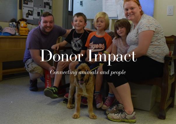Donor Impact