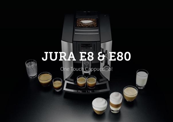 JURA E8 & E80