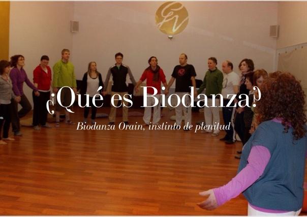 ¿Qué es Biodanza?